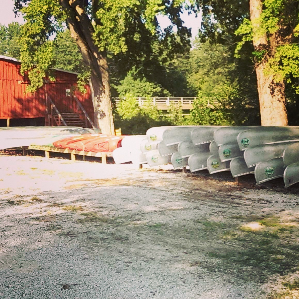Old Mill Canoe Rental - Pictures